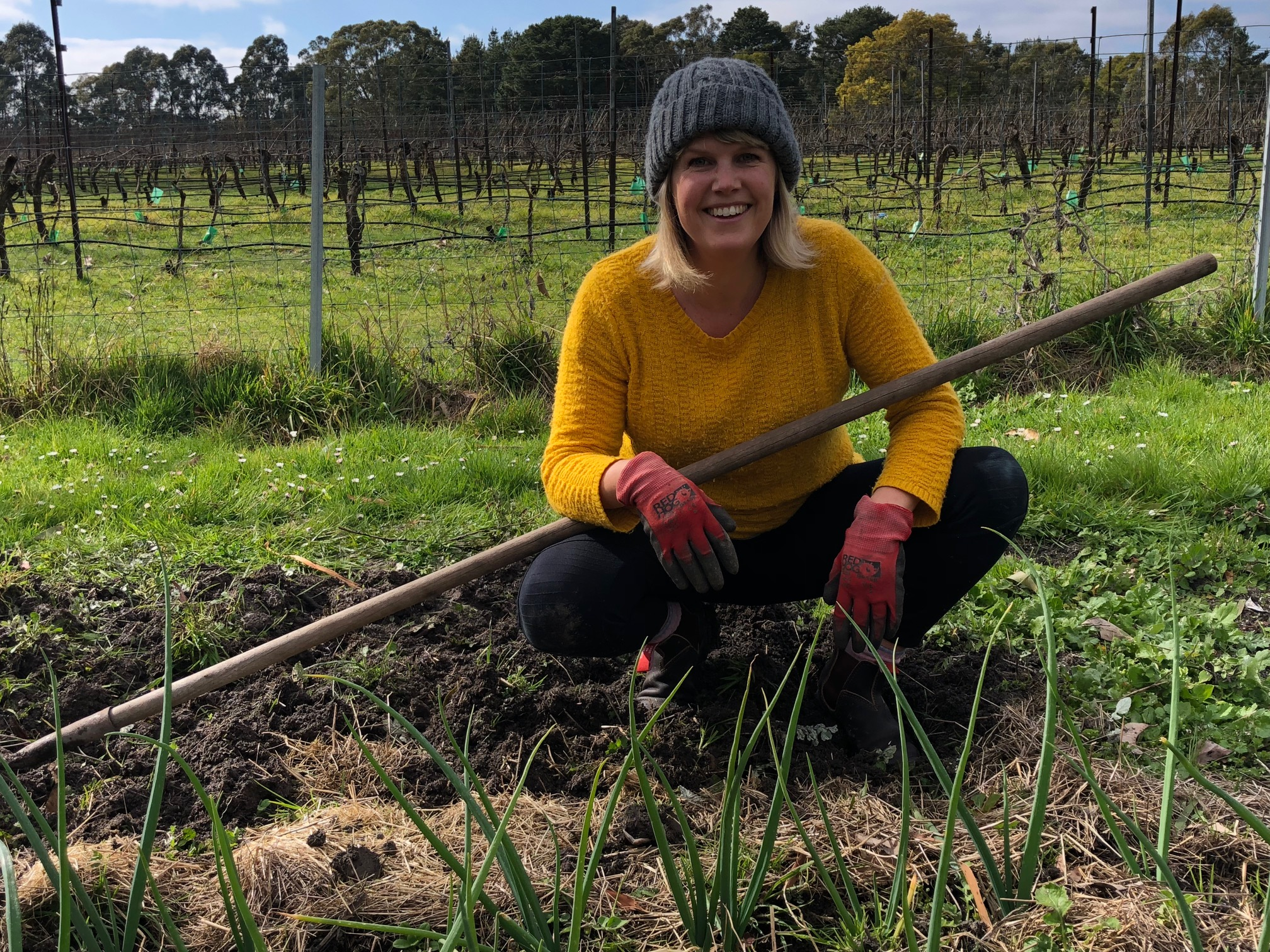 But Life On The Wine Farm Suits Me From My Hand Knitted Beanie Thanks Mum To Steel Capped Work Boots A 40th Birthday Present